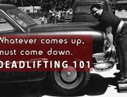 DEADLIFTING101
